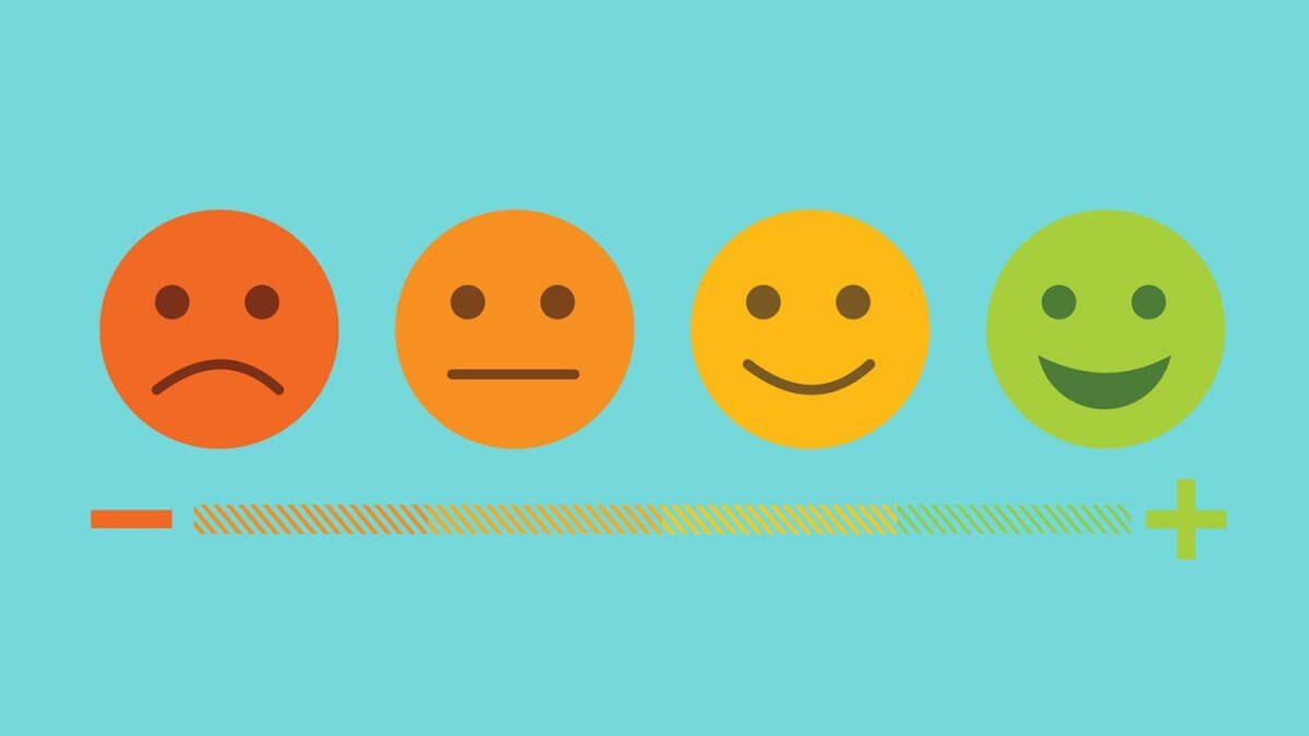 trasformare le emozioni negative