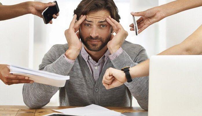 gestire lo stress mentale