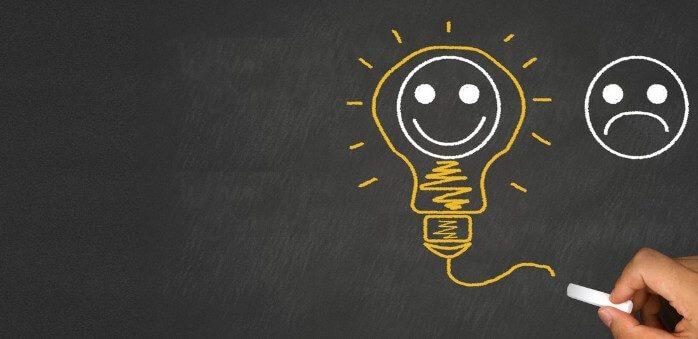 pensiero positivo emozioni