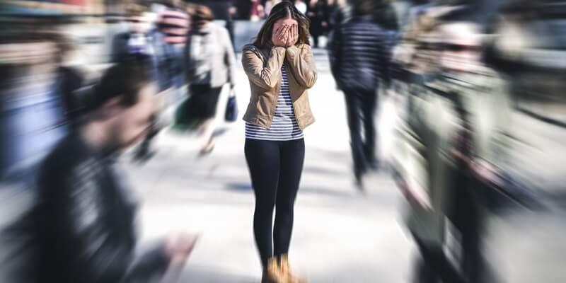 attacchi di panico sintomi aiuto